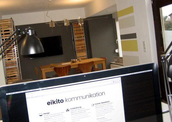 eikito kommunikation in Minden - Webdesign und Printdesign - Website Analysen und Optimierung