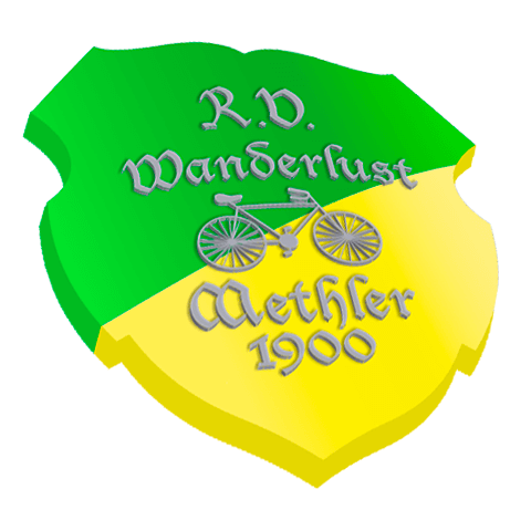 Website für einen Sportverein – Wappen des RV Methler Wanderlust 1900 e.V.